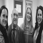 Claudia Cahali, Marcia Dinamarco, Nelson Pinto e Renata Pinto