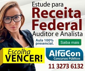 ALFACON Rec Fed - LDC - 24/04 até